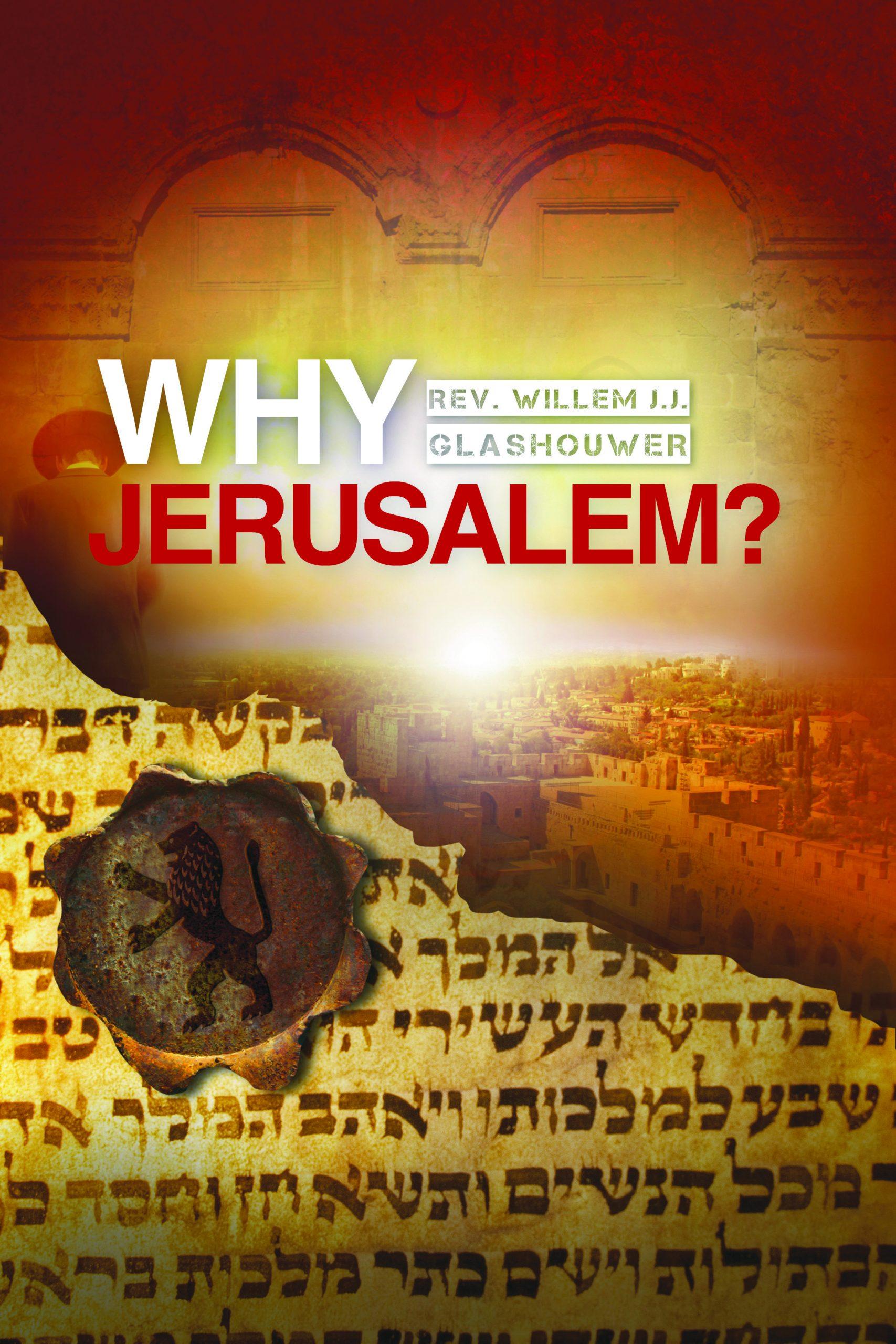 Book: Why Jerusalem