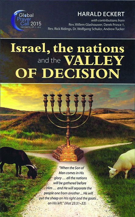 Israel, the nations valley of decision