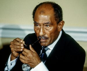 Anwar Sadat and the Camp David Accords